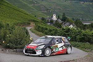 WRC News Unfall bei der Rallye Deutschland: Gabin Moreau spricht über seine Verletzungen