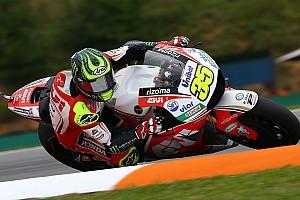 MotoGP Репортаж з гонки Дивовижна перемога Кратчлоу у Брно