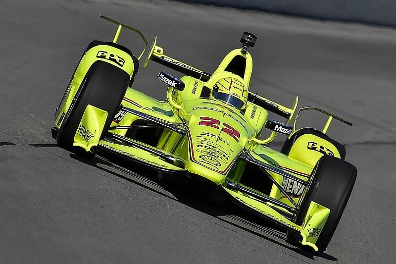 """""""Дивний"""" інцидент наніс відчутний удар лідерству Сімона Пажно в чемпіонаті IndyCar"""