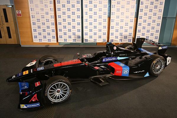 ZF wird Technologiepartner von Venturi in der Formel E