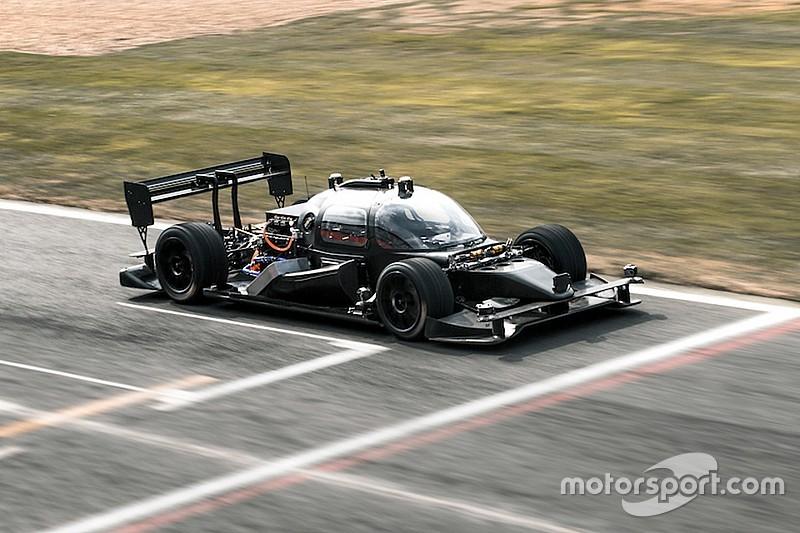 ロボレース用の最新開発車両が今週ドニントンにて初公開予定