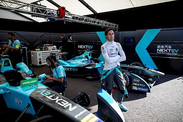 Nelsinho Piquet seguirá na equipe NextEV em 2016/17
