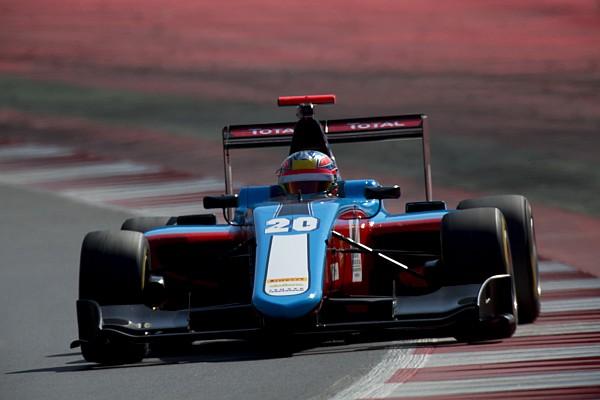 Tunjo vuelve a la GP3 en Spa