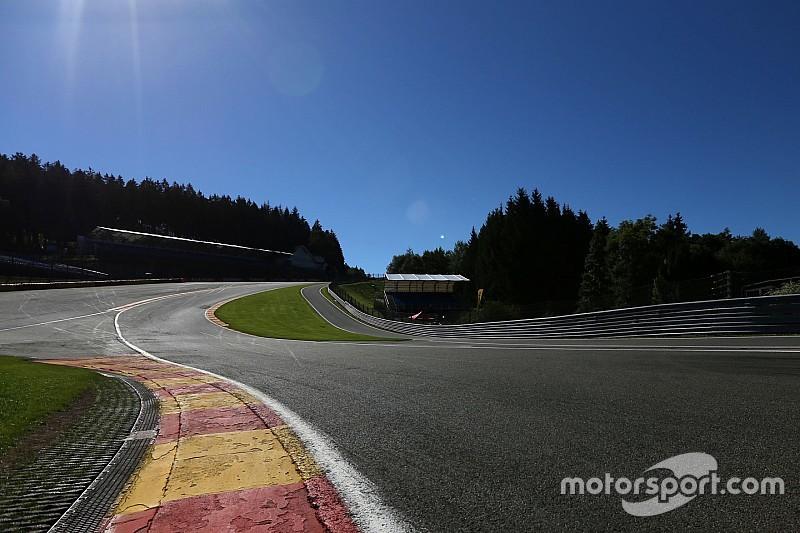 La FIA controlará los límites de pista en Spa