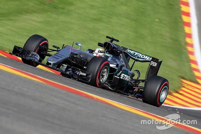 Mercedes: spesi 5 gettoni per sviluppi alle power unit di Spa