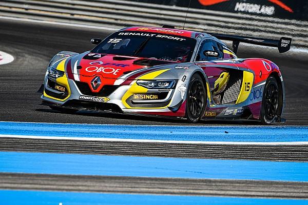 R.S.01: Fran Rueda centra la pole AM al Paul Ricard