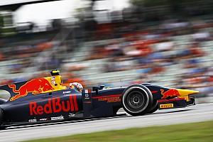 FIA F2 比赛报告 GP2比利时第一回合:加斯利关键超越制胜