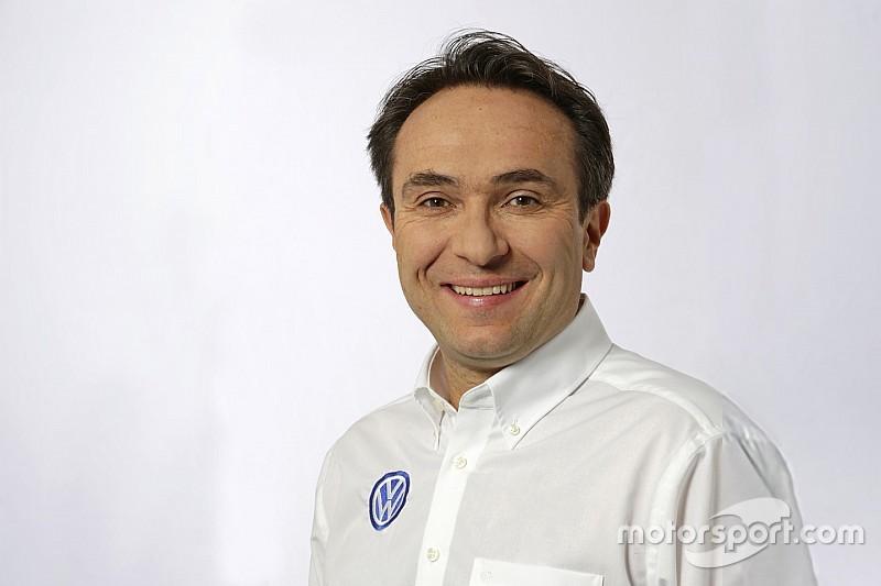 Sven Smeets sostituisce Capito ed è il nuovo boss di Volkswagen Motorsport