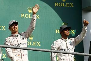 F1 Noticias de última hora Rosberg ignoró la remontada de Hamilton en Spa