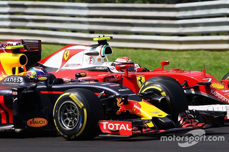 """Raikkonen tegen Verstappen: """"Formule 1 niet de juiste sport voor payback"""""""