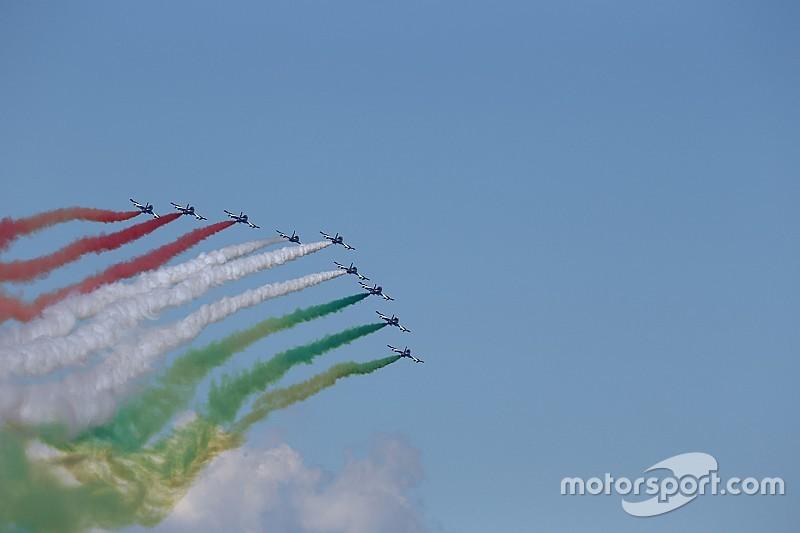 Ф1 в Италии, MotoGP в Британии. Где и когда смотреть гонки