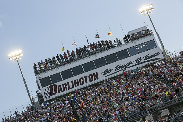 NASCAR: Hurrikan Hermine verhindert Darlington-Qualifying