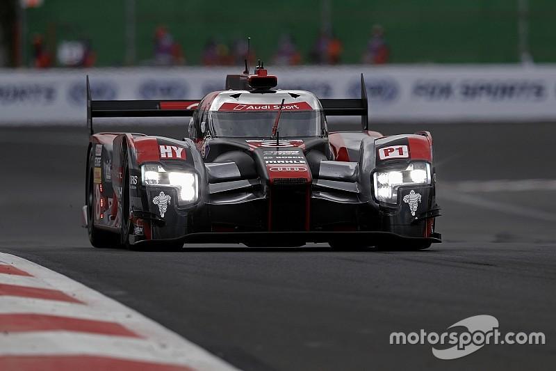 WEC Meksiko: Audi kalahkan Porsche untuk merebut pole position di Kota Meksiko