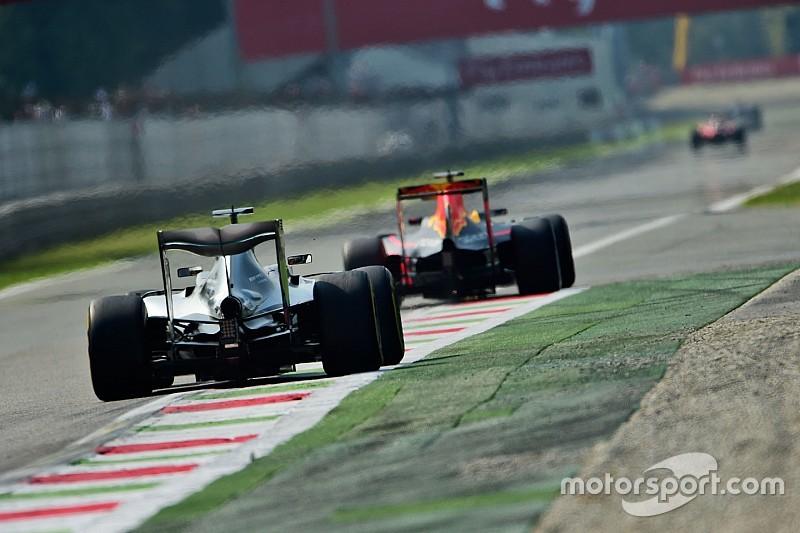 Formel 1 in Monza: Die Startaufstellung in Bildern