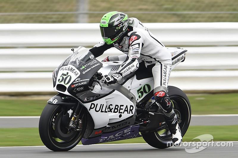 Silverstone: Eugene Laverty verpasst MotoGP-Pole und gibt Michelin die Schuld
