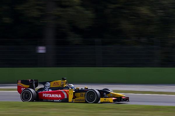 Monza GP2: Giovinazzi, kendi evinde son sıradan kazandı!