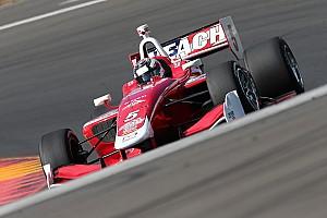 Indy Lights Gara Zach Veach conquista la vittoria a Watkins Glen