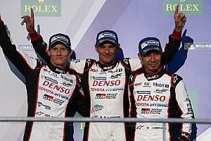 WEC レースレポート WECメキシコ6時間決勝:トヨタ6号車が3位表彰台を獲得。5号車はトラブルでリタイア