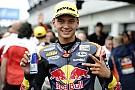 Bendsneyder over eerste GP-podium:
