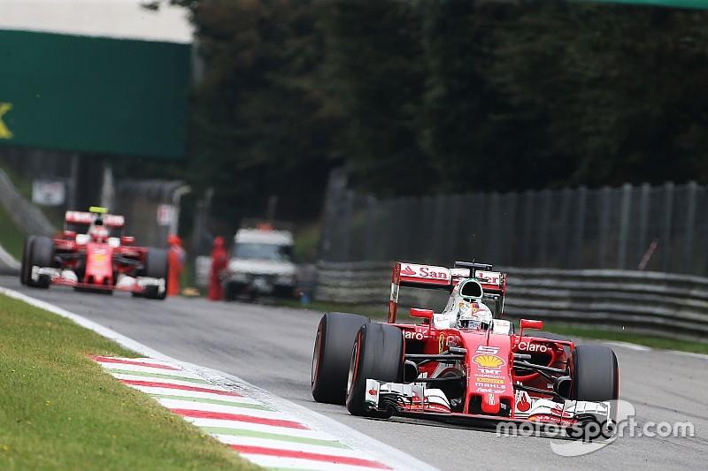 """Vettel: """"Ai tifosi migliori del mondo dico: continuate a credere in noi!"""""""