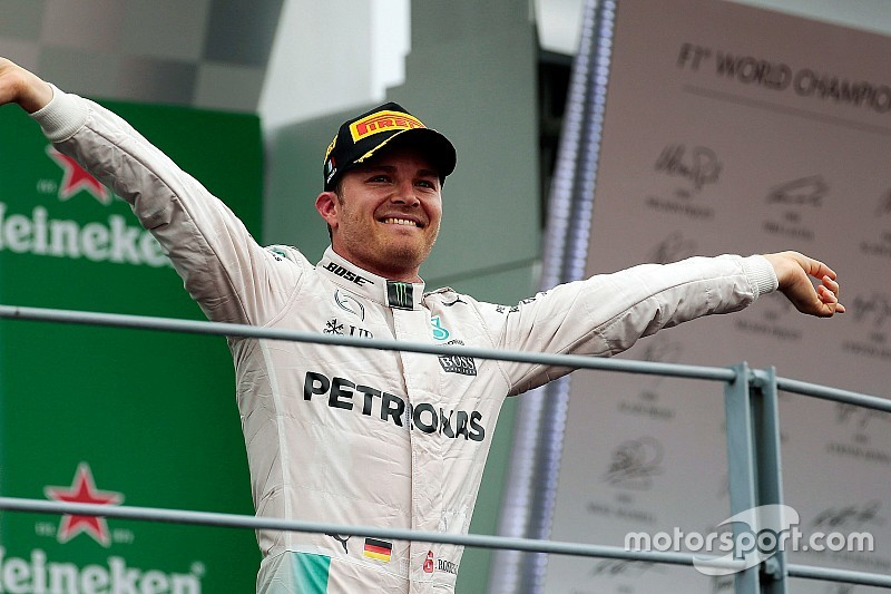 "روزبرغ يفوز بجائزة ""سائق اليوم"" عن سباق مونزا"