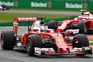 Formule 1 Actualités Sur la bonne voie, Ferrari a encore