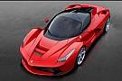 Ferrari veilt 500e LaFerrari voor slachtoffers aardbeving