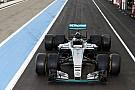 Mercedes en Ferrari testen 2017-banden in Frankrijk en Spanje