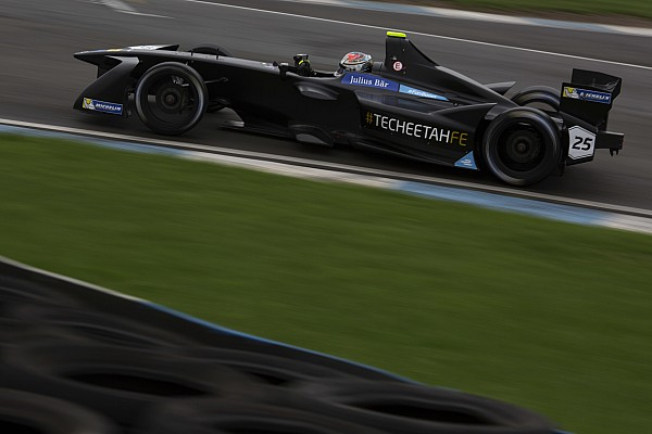 La Techeetah-Renault (ri)abbassa il primato di Donington