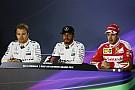 GP Bahrain: Hamilton merebut pole setelah kualifikasi yang kembali mengecewakan