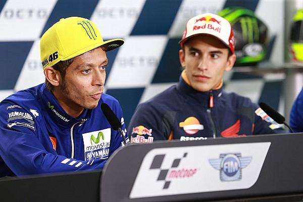 Marquez: Rossi ile aramızdaki gerginlik artık çok büyük değil