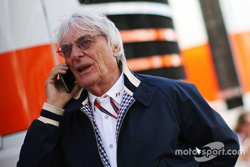 エクレストン、F1の次期株主から「3年間残ってほしいと求められた」と発言