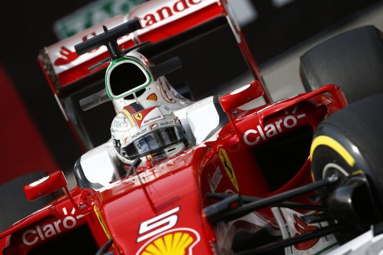 Az egyik legtrükkösebb kép Vettelről Monacóban!