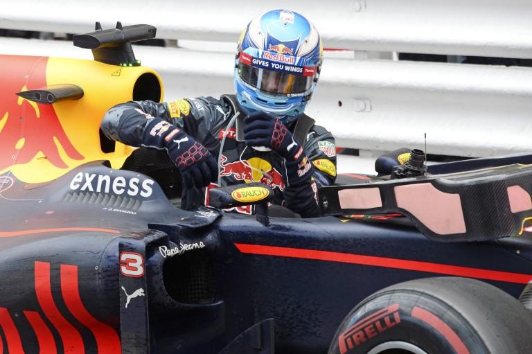 A menő Ricciardo a Monacói Nagydíj utáni afterpartin már mosolygott!