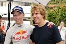 Vettel bevallotta: szereti Kvyatot!