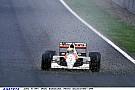 Micsoda megtiszteltetés: Vandoorne az MP4/6-os McLaren-Hondában!