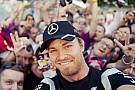 Rosberg álmai Mercedese: több mint lenyűgöző