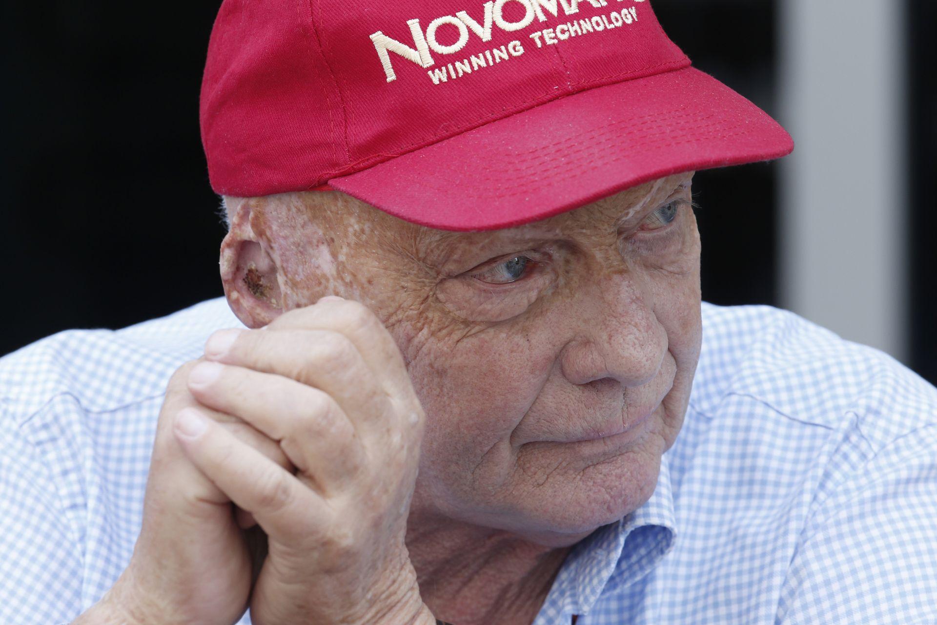 Niki Lauda, mint westernhős: hollywoodi sztár az osztrák legenda