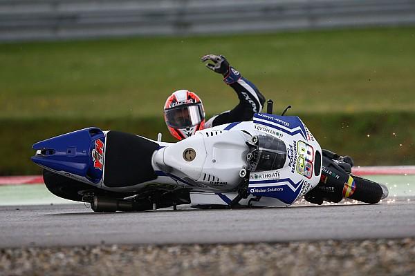 Randy Mamola: Mengapa banyak pembalap MotoGP terjatuh pada 2016?
