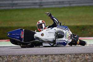 MotoGP Special feature Randy Mamola: Mengapa banyak pembalap MotoGP terjatuh pada 2016?