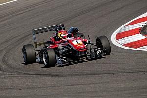 F3 Europe Relato da corrida Stroll vence provas do sábado em Nurburgring