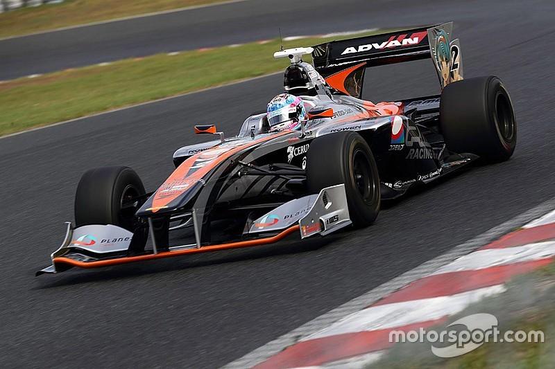 Super Formula Okayama: Kunimoto wint na beste pitstopstrategie