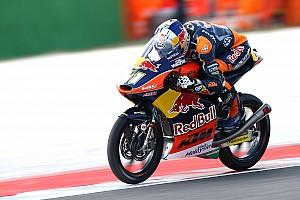 Moto3 Rennbericht Moto3 in Misano: Fünfter Saisonsieg für Titelfavorit Brad Binder