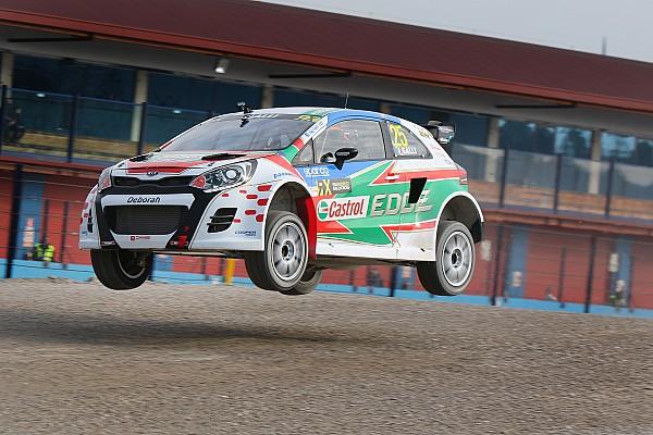 Ex-WRC driver Galli set for World RX return