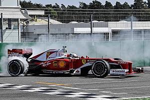 Ferrari Son dakika Vettel ve Ferrari Hockenheim'da taraftarlarla buluştu