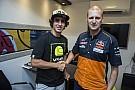 Antonelli correrá con el Red Bull Ajo; informe del mercado de Moto3