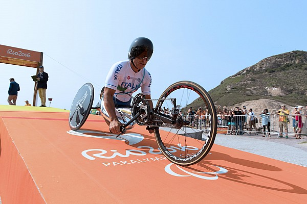 Bildergalerie: Alessandro Zanardi bei den Paralympics 2016