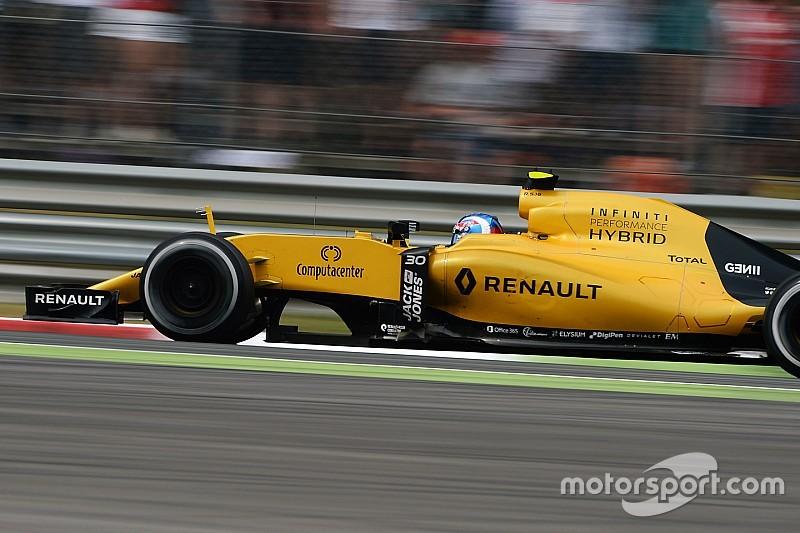 Renault puas dengan hasil tes mesin musim 2017