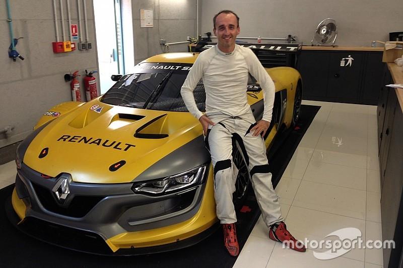 Kubica racet op Spa in Renault Sport Trophy