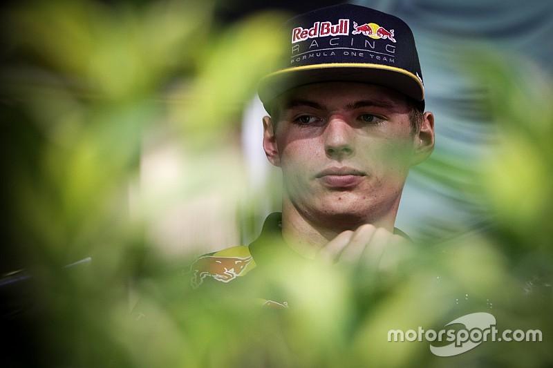 """Verstappen: """"Aun no sabemos si seremos competitivos"""""""